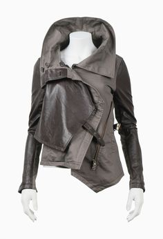 I haven't read any of the Hunger Games books (didn't see the first) and I probably won't but this Katniss jacket from Nicholas K just sold a movie ticket for the sequel.
