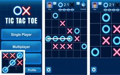 Tic Tac Toe by Fun Games Free Android Game Review | tCubed