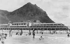 Surfer's Corner in Muizenberg has long been known as a hot spot of surfing culture and this weekend will be a memorable one. Old Pictures, Old Photos, Lost Paradise, Cape Town South Africa, Back In Time, Live, Surfing, Places, Pavilion