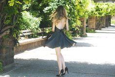D&G denim dress