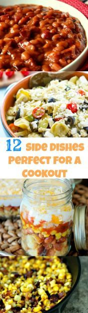 12 Side Dishes Perfect for a Cookout
