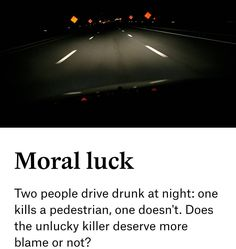 Drunk driving remains a problem #munchmath #Manhattan #philosophy #drunkdriving #pedestrian
