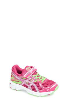 Such cute mini ASICS running shoes