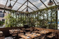 A Look Inside Arro, Modern French Fare for Even Late-Night Diners