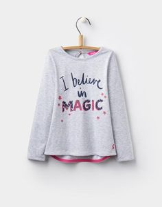 2418a473d3 Joules Bessie Younger Girls Screenprint Top 1-6yr - Halloween Product Pick  Joules Girls