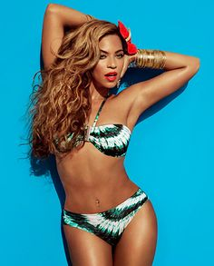 Beyonce fury as H trims curves on pics