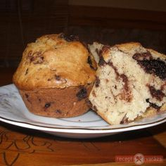 Muffin, Banana Bread, Breakfast, Food, Morning Coffee, Essen, Muffins, Meals, Cupcakes