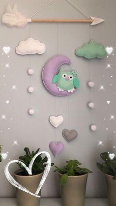 #walldecor#wall#kids#owl#handmade#sewing#baby#nursery#decor#craft#homedecor#diy