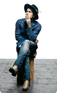 June/ July 2014 from Inked he foin #yelawolf #stream