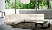 DIVANI CASA B240B - CONTEMPORARY LEATHER SECTIONAL SOFA  $2,277.00