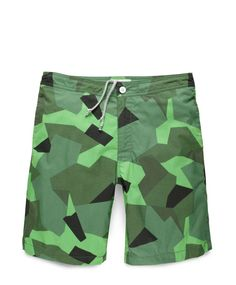 Camo has to be shades of blue to work in the water but its fashion i guess...