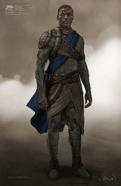 Black Panther was good! It also looked good, so I figured I'd showcase the work of a number of artists involved with the film's production, giving us a look at how the costumes and environments of Wakanda went from the drawing board to the big screen. Black Characters, Dnd Characters, Fantasy Characters, Fantasy Inspiration, Character Inspiration, Fantasy Warrior, Fantasy Art, Fantasy Character Design, Character Art