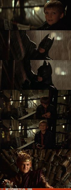 Batman, What Have You Done?!?!! - oh wow. mind blown