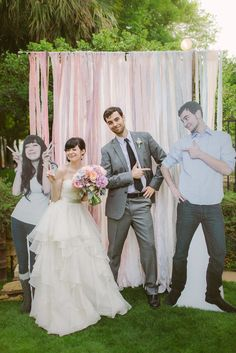 These activities will keep your wedding guests having fun all day /night long
