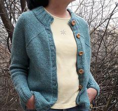 Lace Knitting, Knitting Stitches, Knitting Designs, Knitting Patterns Free, Knit Patterns, Knit Crochet, Cardigan Design, Knit Cardigan Pattern, Yarn Shop