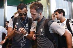 Juventus: partita la trasferta in Australia - Sportmediaset - Sportmediaset - Foto 17