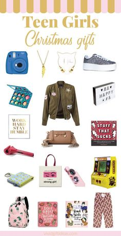 865 Best Gifts For Teenagers Images On Pinterest In 2018