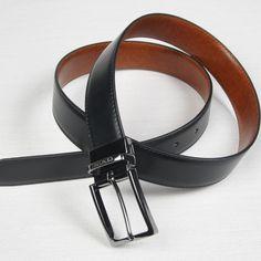 Cinturón Piel Reversible