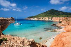 #Ibiza #Balearen #Strandurlaub