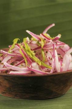 La salsa yucateca por excelencia,para acompanar a la mayoria de los platillos de esa region.