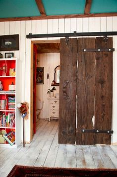 Beautiful Country House Design And RoomDecorations. Wanting a door like this to…