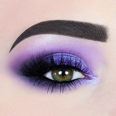 @kyliecosmetics: Purple Palette look by @1500px available at KylieCosmetics.com