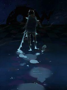Imagem de anime, ao no exorcist, and blue