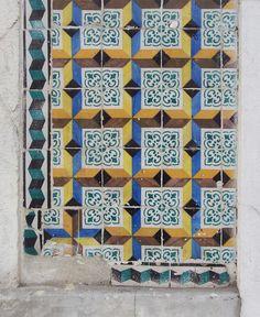 Azulejos @ Rua da Junqueira, Lisboa
