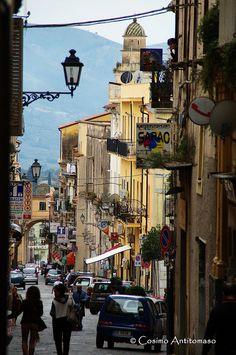 Sessa Aurunca Corso - Italy