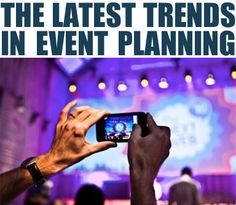 event planning trends                                                                                                                                                                                 More