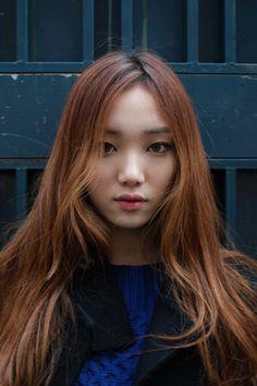 korean, model, and lee sungkyung image