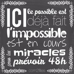 Quotes and inspiration QUOTATION – Image : As the quote says – Description citation : ici l'impossible est déjà fait Sharing is love, sharing is everything Positive Attitude, Positive Thoughts, Positive Vibes, Image Citation, Quote Citation, L Impossible, Words Quotes, Sayings, Quotes Quotes