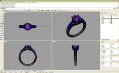 Software information, tutorial videos, and course information for Rhino for Jewellery.