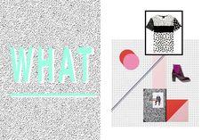 Micro Trend Compositions : Ode to Memphis Graphic Design Layouts, Layout Design, Print Design, Set Design, 2015 Planner, Blog Planner, 2015 Calendar Printable, Printable Planner, Nathalie Du Pasquier