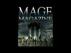 MAGE Magazine Issue 17 MAGE Magazine is a monthly magazine produced by artists in the virtual world. Please support independent art by liking, sharing. Monthly Magazine, Virtual World, Comic Art, Awesome, Videos, Image, Artists, Video Clip, Cartoon Art