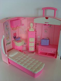 This was one of my favorite Barbie toys.