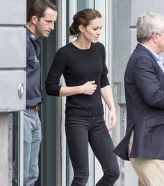 Kate Middleton Günlük Kıyafetleri İle Görüntülendi