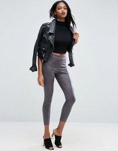 b5a55d458e leggings depot yoga waist cropped Click Visit link for more details - Fall  in Love with Leggings – Why You Need This Leg Wear Necessity.