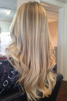60 Ultra Flirty Blonde Hairstyles You Have To Try a6488dc5341d