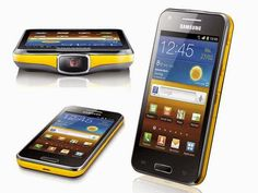 Samsung Galaxy Beam(Samsung I8530 Galaxy Beam) with all features, pictures and full specifications.