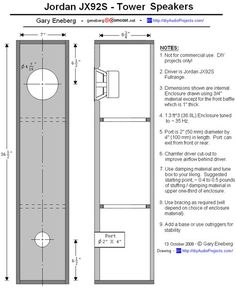 d52e276f8df99f73fb57a8190998bdfc enclosure plan fostex fx120 ml tqwt speaker pinterest Altec Bucket Wiring-Diagram at eliteediting.co