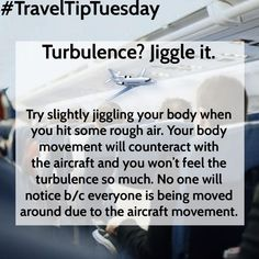 Try slightly jiggling your body when you hit some rough air. Your body movement will counteract with the aircraft and you won't feel the turbulence so much. No one will  notice because everyone is being moved  around due to the aircraft movement.