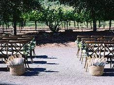 calistoga ranch vineyard ceremony - Google Search Calistoga Ranch, Outdoor Furniture Sets, Outdoor Decor, Vineyard, Google Search, Vine Yard, Vineyard Vines