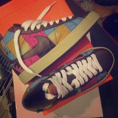 Nike women's Blazer mid premium -NEVER WORN Brown pink blue brand new Nike Shoes Sneakers