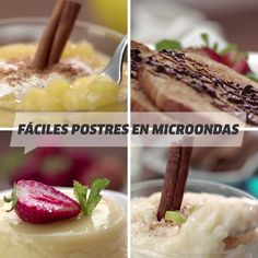 Delicious Desserts, Dessert Recipes, Cupcake, Kitchen Recipes, Cooking Time, Smoothie Recipes, Food Videos, Sweet Recipes, Bakery