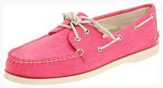 Sperry Top-Sider Women's AO Boat Shoe,Pink,10 M US (*Partner Link)