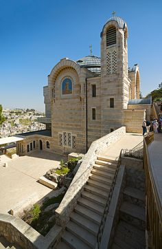 St. Peter in Gallicantu | Jerusalem, Israel