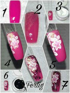 East - Nails by Cindy Chanel Ballet Flats, Nails, Nail Studio, Finger Nails, Ongles, Chanel Ballerina Flats, Nail, Nail Manicure