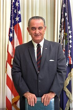 Lyndon Baines Johnson, was the president of the United States and was democrat from Texas. The Vietnam War forced Lyndon Baines Johnson out of politics. Past Presidents, American Presidents, Greatest Presidents, Us History, American History, Texas History, History Class, Lyndon B Johnson, Donald Trump