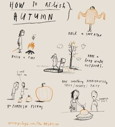 how to relish autumn  Pinterest | @Cantevensay